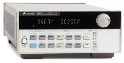 Mobile Communications DC Sources (45 W  100 W): 663xx Series