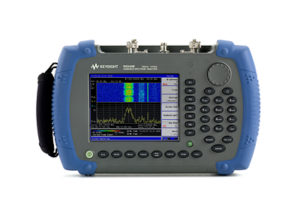 FieldFox and HSA Handheld Spectrum Analyzers