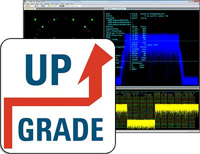 89600 VSA and WLA Software