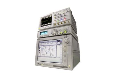 B1500A Semiconductor Device Parameter Analyzer and Measurement Modules