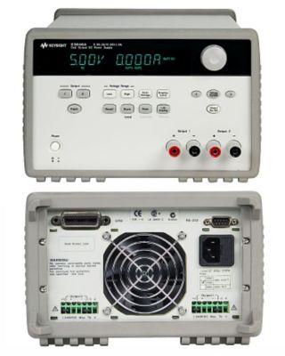 E36100  E3600  and U8000 Series DC Power Supplies