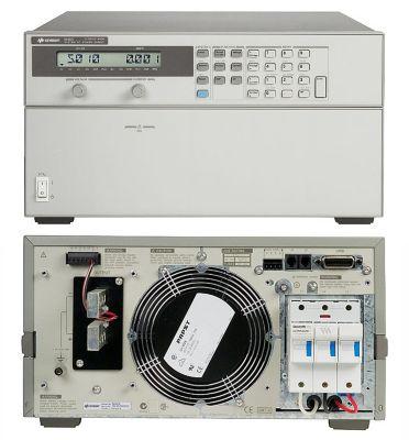 6600W  DC System Power Supplies  GPIB  Single Output