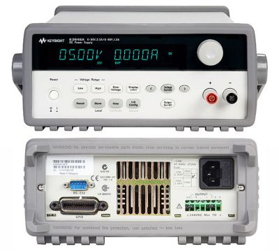 0-50W  DC Power Supplies  Single and Multiple Outputs