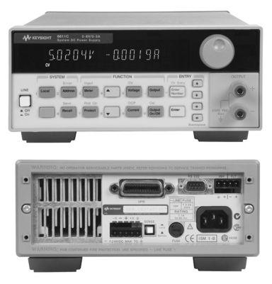 40-50W   DC System Power Supplies  GPIB  Single Output