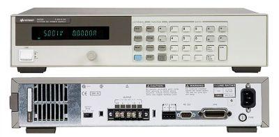 80-100W  DC System Power Supplies  GPIB  Single Output