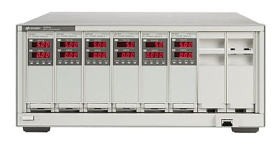 150W  DC System Power Supplies  GPIB  Modular Outputs