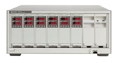 150W  DC System Power Supplies  GPIB  Modular Outputs