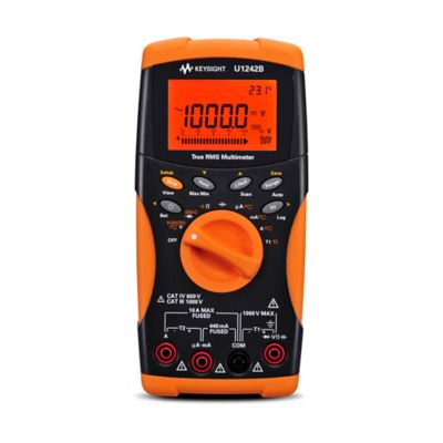 Handheld Digital Multimeters  Clamp and Calibrator Meters