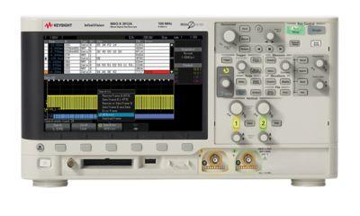 InfiniiVision 3000A X-Series Oscilloscopes