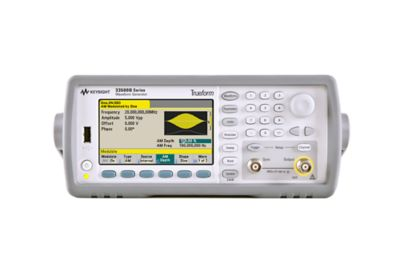 33500B Series Trueform Waveform Generators  20 & 30 MHz