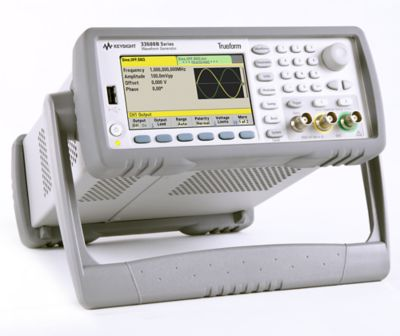 33500B Series Trueform Waveform Generators  20 & 30 MHz