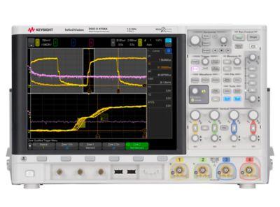 InfiniiVision 4000 X-Series Oscilloscopes